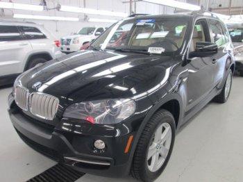 BMW X5 4.8 2007