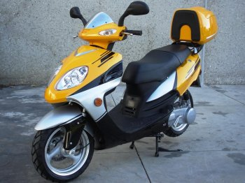 Eagle 150cc Gas Scooter