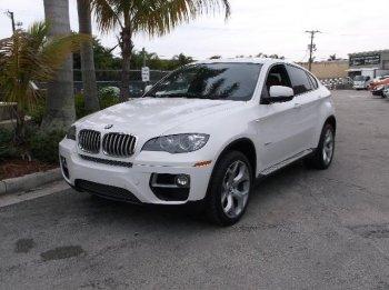 BMW X6 5.0 2013