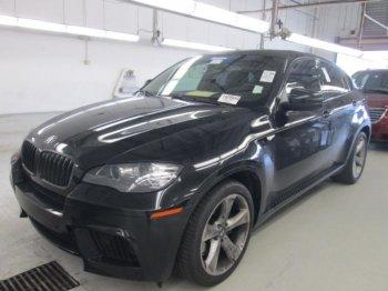 BMW X6M 2010 5.0