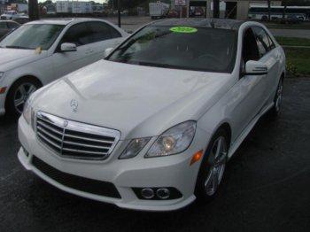 E350 AMG 2010