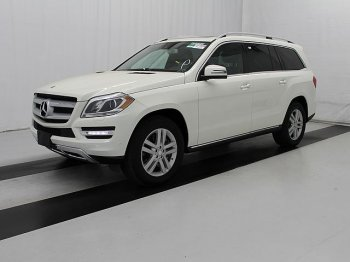 MERCEDES GL450 2013 new