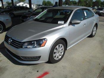 VW PASSAT 2012  2.5L