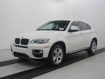 BMW X6 3.5 2013