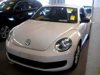 2012  VW BEETLE 5C