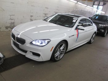 2013 BMW 6 Series 640I