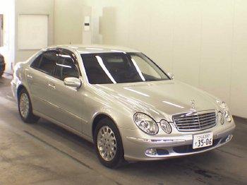 2003 MERCEDES E240