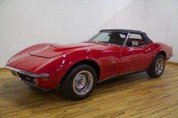 1969 Chevrolet Sting Ray