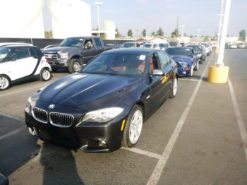 2011 BMW 535 M-package