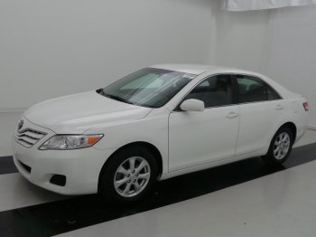 2011 TOYOTA CAMRY 4C LE