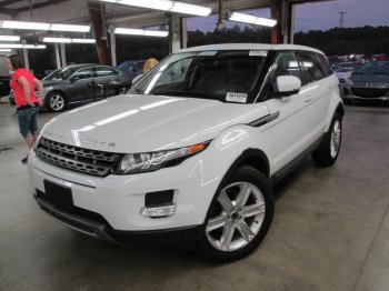 2012 LAND ROVER EVOQUE PREMIUM+