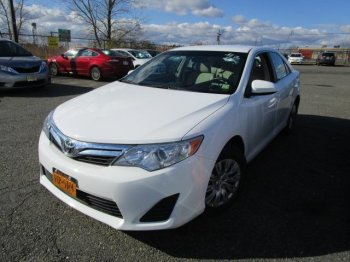 2013 TOYOTA CAMRY LE 2.5
