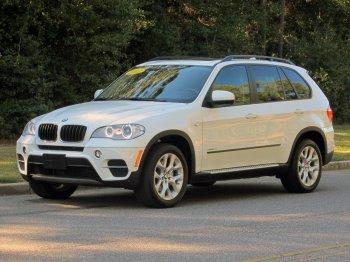 BMW 2012 X5 3.5