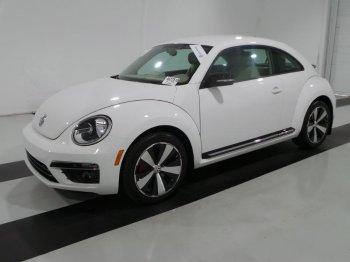 2013 VW BEETLE 4C 2.0T