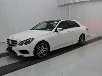 2014 MERCEDES E350 4-MATIC