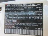 2013 MERCEDES ML350 DIESEL