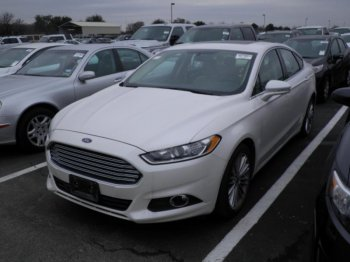 2013 Ford FUSION FWD 4C SE