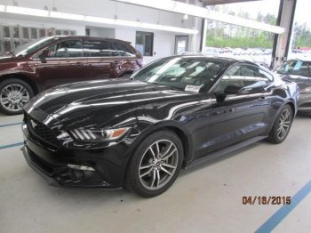 015 Ford MUSTANG ECOBOOST PREMIUM 2.3Л