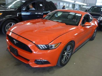 2015 FORD  MUSTANG ECOBOOST PREMIUM 2.3Л