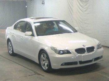 2006 BMW 525 (из Японии)