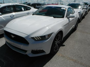 2015 Ford MUSTANG 2.3 ECOBOOST