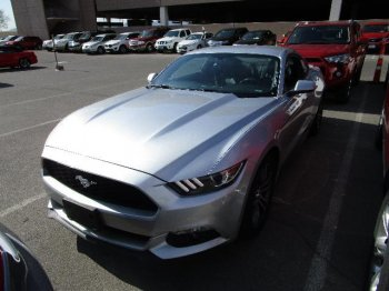 2015 FORD MUSTANG ECOOBOOST