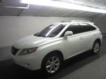 RX 350 2011