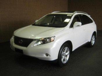 RX 350 2010