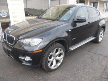 BMW X6 3.5 2008
