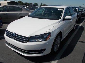 VW PASSAT 2012 SE 2.5L