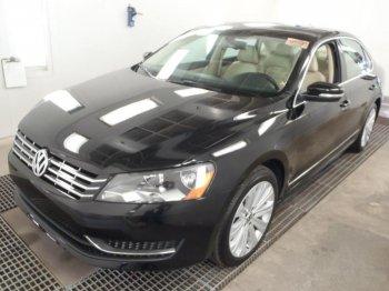 VW PASSAT 2012 SEL 2.5L