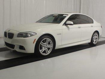 2012 BMW 535M