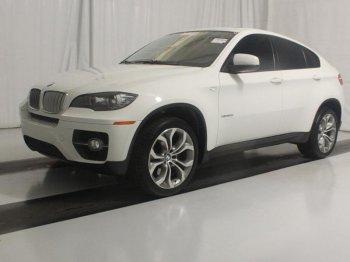 2011 BMW X6 50I