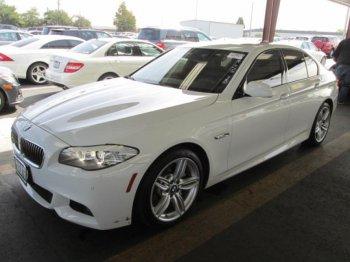 2011 BMW 535I M