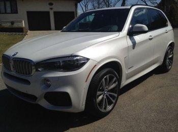 2014 BMW X5 50i M