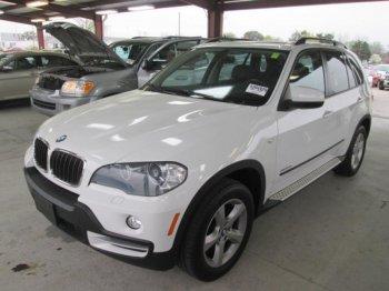 2009 BMW X5 3.0 SI