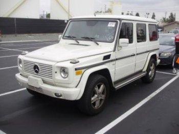 2008 G500