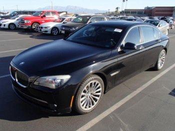 2011 BMW 740IL