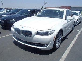 2011 BMW 535IA