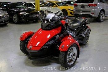 2009 Can-Am Spyder Rotax 990