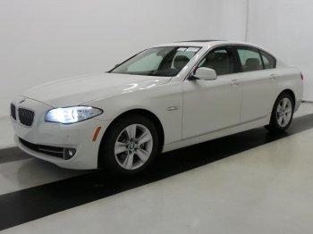 2012 BMW 528 2.0