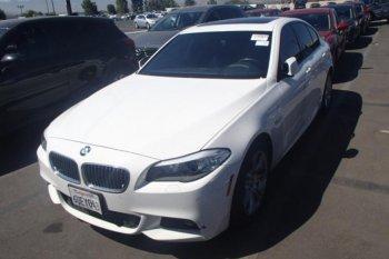 2012 BMW 528 2.0 M-пакет