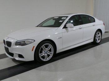 2012 BMW 535 M-пакет