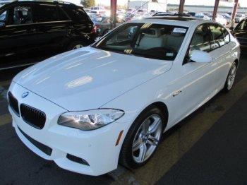2012 BMW 535 M