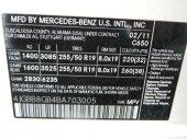 2011 MERCEDES ML350