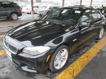 2011 BMW 535 M-пакет