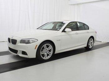 2012 BMW 535I М-пакет
