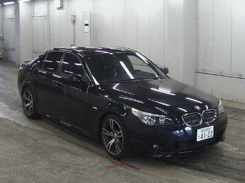 2006 BMW 525 М-пакет (Японка)