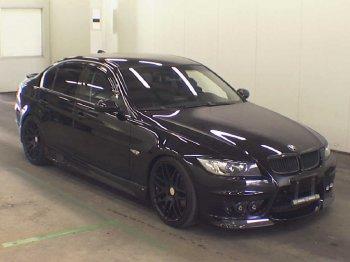 2005 BMW 323 2.5л (из Японии)